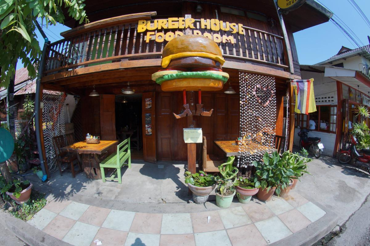 Burger House Pai